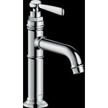 Chrome Single-Hole Faucet 100, 1.2 GPM