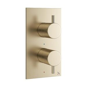 MPRO 1000 Thermostatic Valve Trim with Single Integrated Volume Control - Phase out - Polished Nickel