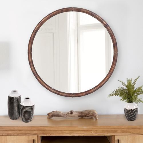Howard Elliott - Nova Round Mirror