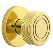 Non-Lacquered Brass 5045 Estate Knob