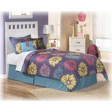 View Product - Twin Panel Complete Bed