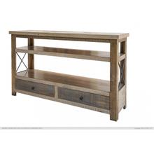 See Details - 2 Drawers Sofa Table