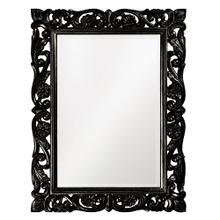View Product - Chateau Mirror - Glossy Black