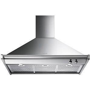 SmegHood Stainless steel KD90XU
