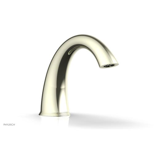 3RING Deck Tub Spout D5205 - Burnished Nickel