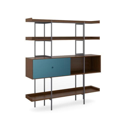 5201 Shelf in Toasted Walnut Marine