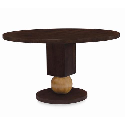 "Vienna Hague 54"" Round Dining Table"