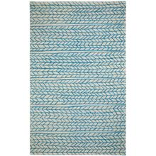 Ancient Arrow Stone Azure Hand Tufted Rugs