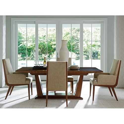 Marino Upholstered Arm Chair