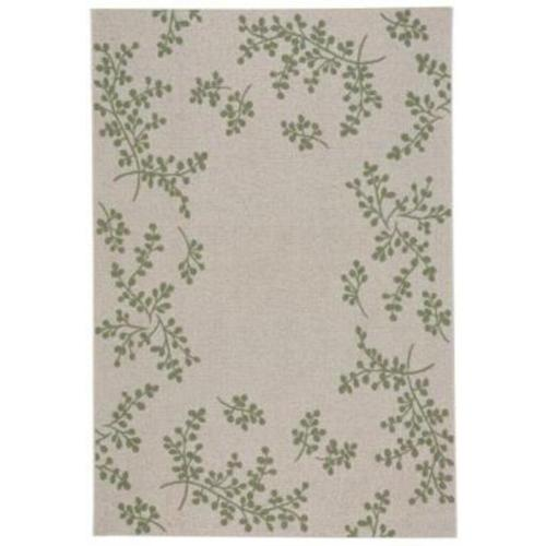 "Finesse-Winterberry Sage - Rectangle - 3'11"" x 5'6"""
