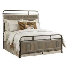 Product Image - Mill House Folsom Queen Metal Bed - Complete