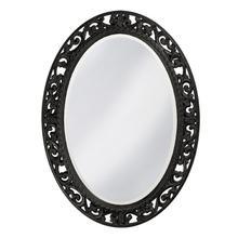 Suzanne Mirror - Glossy Black