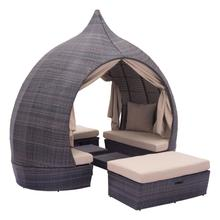 View Product - Majorca Daybed Brown & Beige