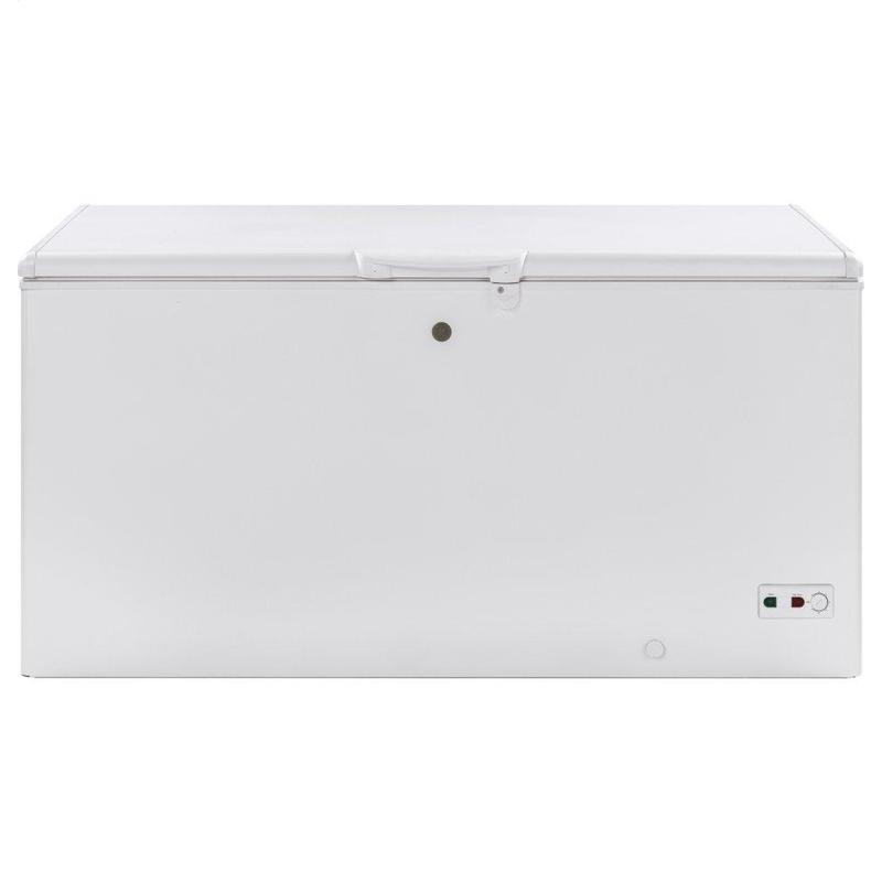 View Product - GE® 15.7 Cu. Ft. Manual Defrost Chest Freezer