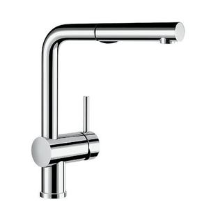 Blanco Linus With Pull-out Dual Spray (2.2 Gpm) - Polished Chrome