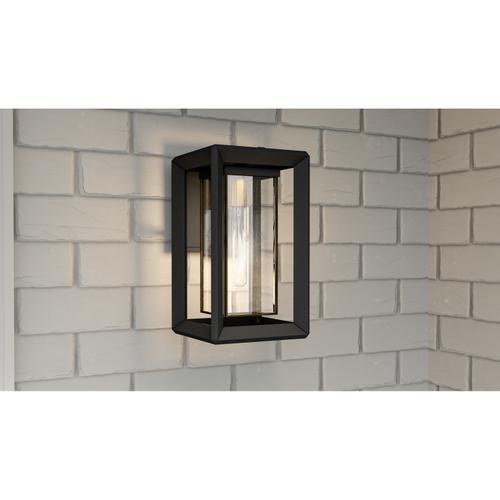 Quoizel - Infinger Outdoor Lantern in Earth Black