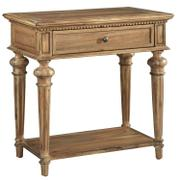 2-3364 Wellington Hall Single Drawer Night Stand Product Image