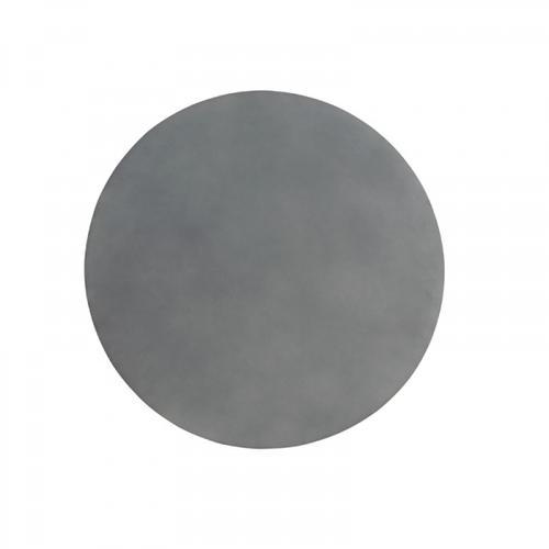 VIG Furniture - Modrest Wagner Modern Grey Concrete Round Dining Table