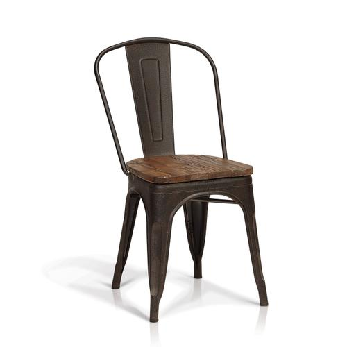 Korson Furniture - Jacques Stacking Side Chair