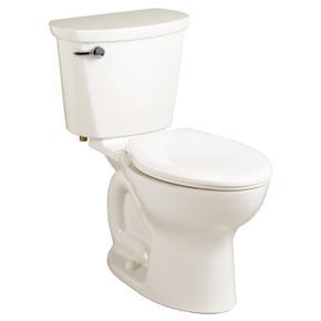 Cadet PRO Elongated Toilet  1.6 GPF  American Standard - Bone