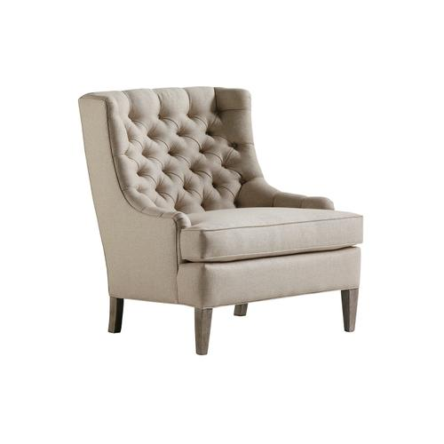 183-T MILLIE TUFTED CHAIR