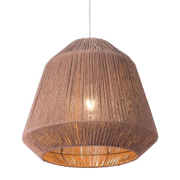 See Details - Impala Ceiling Lamp Brown
