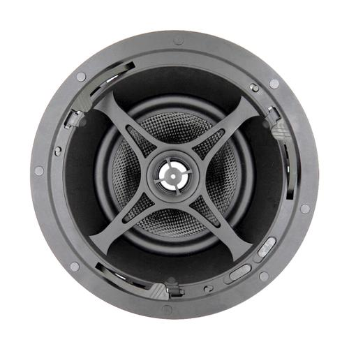 """Universal Remote Control - 6.5"""" High Performance Two-Way In-Ceiling Speakers"""