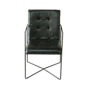 Ibra Leather Armchair