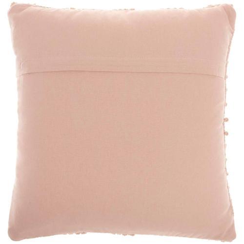 """Life Styles Gc380 Blush 18"""" X 18"""" Throw Pillow"""