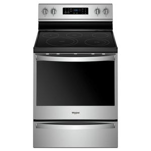 6.4 cu. ft. Freestanding Electric Range with Frozen Bake™ Technology Product Image