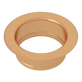 Satin Gold Disposal Flange