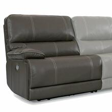 View Product - SHELBY - CABRERA HAZE Power Left Arm Facing Recliner