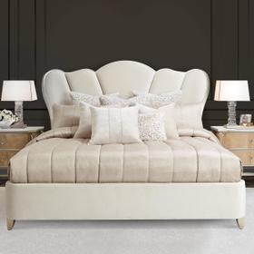10pc King Comforter Set Latte