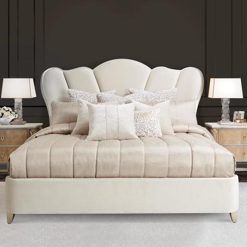 9pc Queen Comforter Set Latte