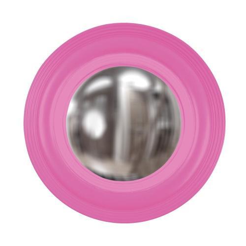 Howard Elliott - Soho Mirror - Glossy Hot Pink