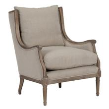 Willcox Club Chair Natural