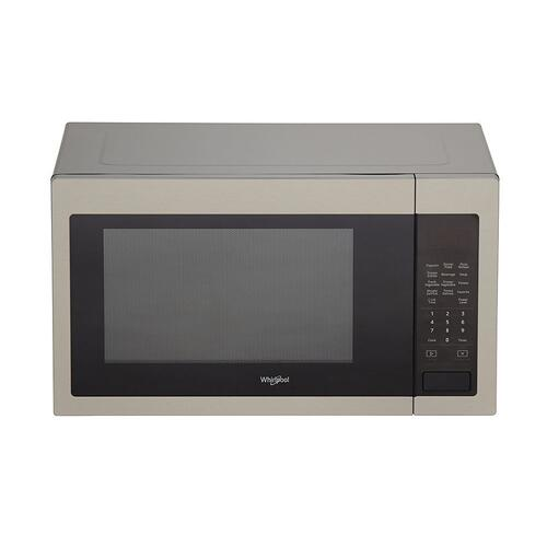 Whirlpool WMC30516HZ   1.6 cu. ft. Countertop Microwave with 1,200-Watt Cooking Power