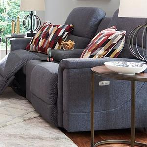 Oscar Power Reclining Loveseat w/ Console
