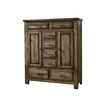 Sweater Chest - 8 Drawers and 2 Doors