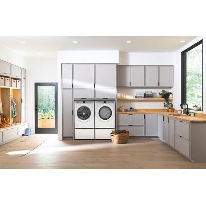 See Details - Front Load Electric Dryer - 8.0 Cu. Ft.