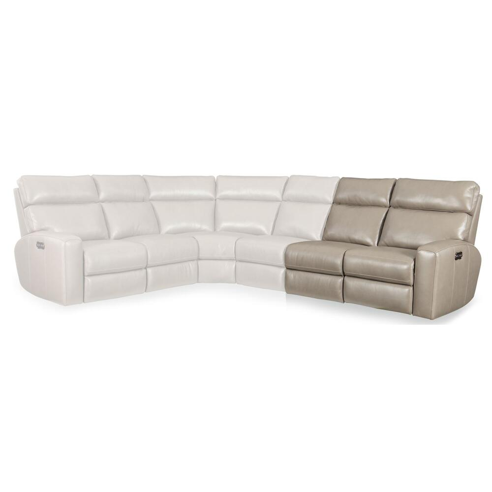 Living Room Mowry RAF Power Motion Loveseat w/ Power Headrest