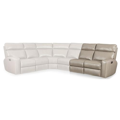 Living Room Mowry RAF Power Motion Loveseat w/ Power Headrest