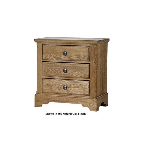 Villa Night Stand - 3 Drawers