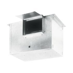 Broan® LOSONE SELECT Ventilation Fan; 894 CFM Straight Through, 3.8 Sones; 858 CFM Right Angle