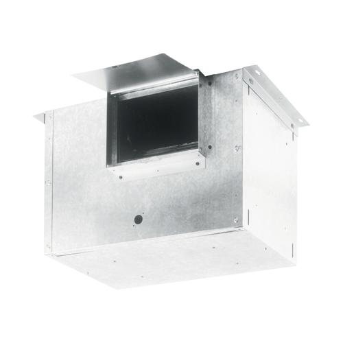 Broan® LOSONE SELECT Ventilation Fan; 894 CFM Straight Through, 3.8 Sones; 858 CFM Right Angle