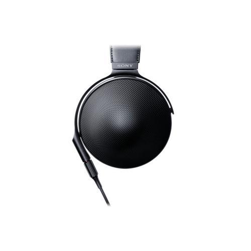 Sony - Signature Series Premium Hi-Res Headphones - Black
