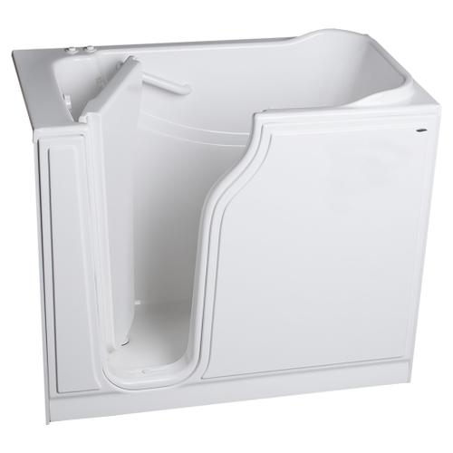 30x52 inch Gelcoat Walk-In Air Spa - White