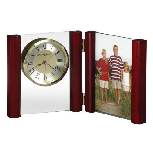 Howard Miller Alex Portrait Alarm & Table Clock 645618