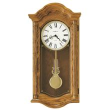 Howard Miller Lambourn II Chiming Wall Clock 620222