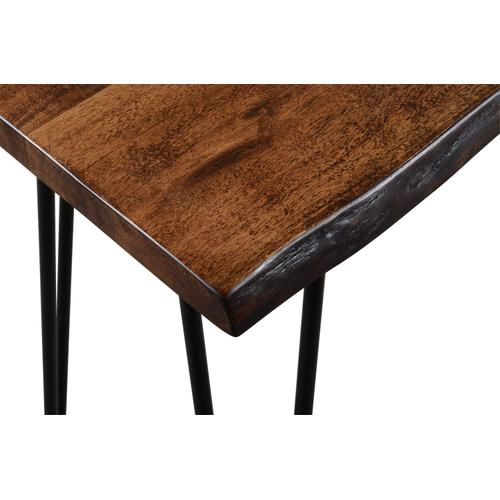Nature's Edge Sofa Counter Dining Table